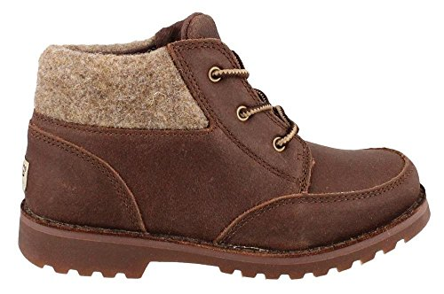 K ORIN WOOL Boot, Chocolate, 13 M US Little Kid