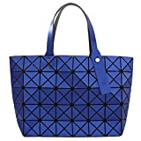 Diamond Lattice Handbag for Women