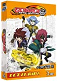 Beyblade Metal Masters Saison 2 vol 3 coffret 3 DVD