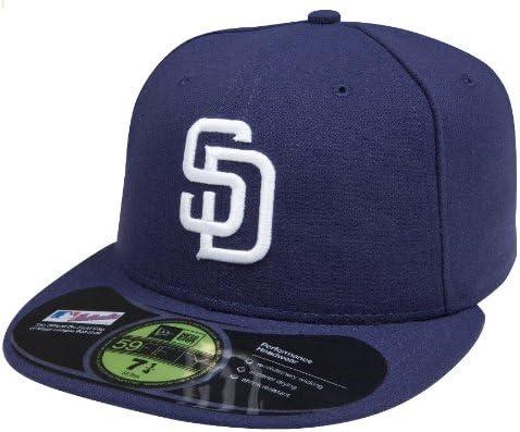 New Era San Diego Padres Cap Hat 950 Men/'s Major Wool Snapback Adjustble Blue