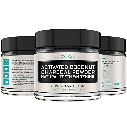 activated charcoal teeth whitening powder made in usa with import it all. Black Bedroom Furniture Sets. Home Design Ideas
