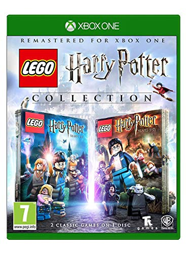 LEGO Harry Potter Collection (Xbox One) (Harry Lego Games Potter)