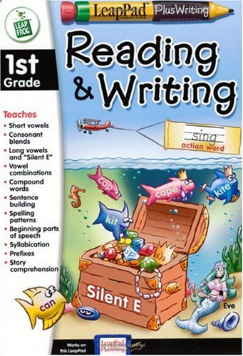 Amazon.com: LeapPad Plus Writing: 1st Grade Reading and Writing ...