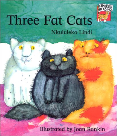 Three Fat Cats (Cambridge Reading)