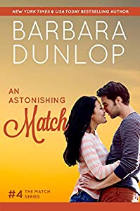 An Astonishing Match by Barbara Dunlop ebook deal