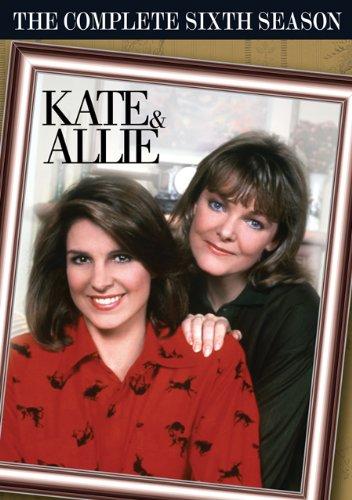 Kate & Allie Complete Sixth Season