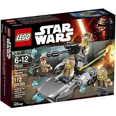 LEGO Star Wars TM Resistance Trooper Battle Pack 75131 WLM