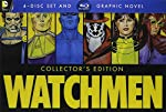 Cover Image for 'Watchmen Collector's Edition: Ultimate Cut + Graphic Novel'