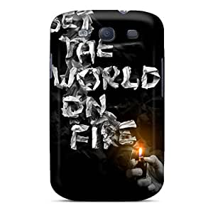 New Galaxy S3 Case Cover Casing(black Veil Brides)