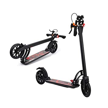 Patinetes Scooter para Adultos, Transporte de Doble ...