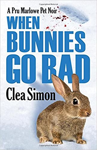 Image result for When Bunnies Go Bad by Clea Simon