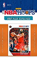 Houston Rockets 2019 2020 Hoops Basketball Factory Sealed 8 Card Team Set with James Harden and Russell Westbrook Plus