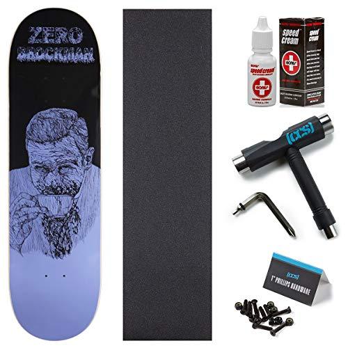 Zero Zombie Brockman Skateboard Deck - 8.375