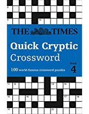 The Times Quick Cryptic Crossword Book 4: 100 world-famous crossword puzzles