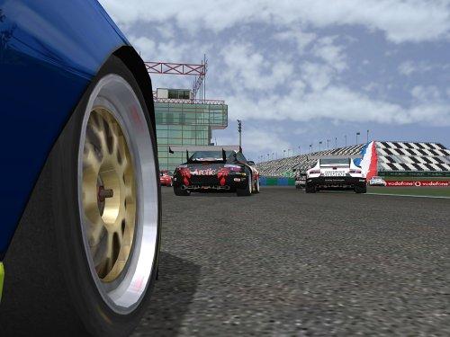 GTR FIA GT Racing Game