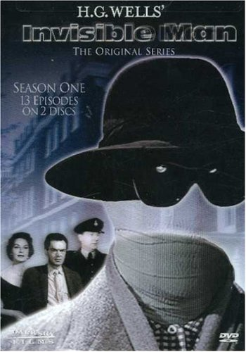 H.G. Wells' Invisible Man: The Original Series (Season 1)