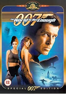 The World Is Not Enough [DVD] [1999]: Amazon.co.uk: Pierce ... The World Is Not Enough Dvd