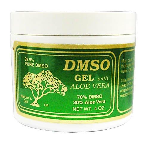 DMSO 70% Aloe Gel 30% 4 onces