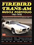 Firebird and Trans-Am Muscle Portfolio, 1967-1972, R. M. Clarke, 1855204487
