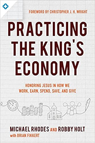 Image result for practicing the king's economy