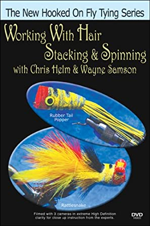 Working With Hair: Stacking & Spinning Reino Unido DVD: Amazon.es ...