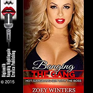 Banging the Gang Audiobook