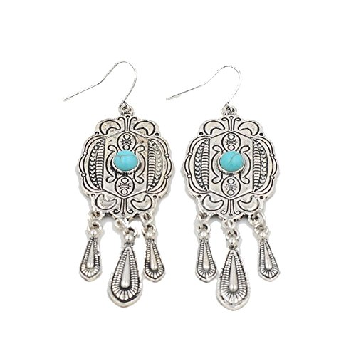 ER1200042C2 2016 Alloy Folk-Custom Geometric Plating Women's Earring - Under The Sea Costume Ideas For Couples