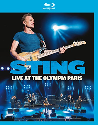 Blu-ray : Sting - Sting: Live at the Olympia Paris (Blu-ray)