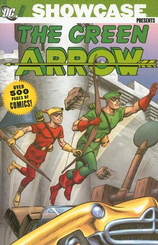 Showcase Presents: Green Arrow, Vol. 1 (Jack Kirby Green Arrow compare prices)