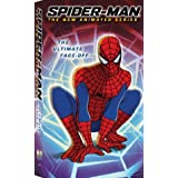 Spider-Man: New Animated Series Vol.3 - Ultimate Face-Off
