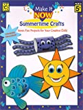 Summertime Crafts to Make, Brighter Vision Publishing Staff, 1552541770