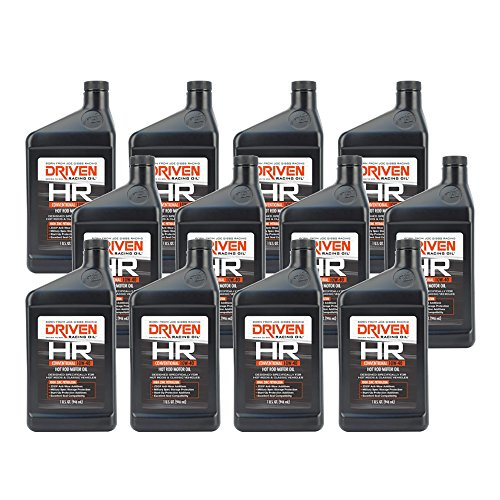 (Driven Racing OIL HR 10W40 Motor Oil 1 qt Case of 12 P/N 03807)