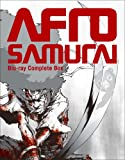 Afro Samurai Complete Box [Limited Release] [Blu-ray] w/English Audio & Japanese Subtitles