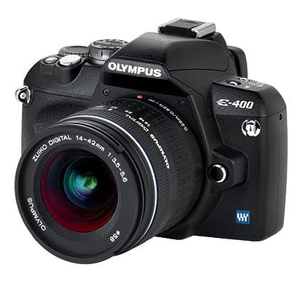 Olympus E-400 - Cámara Réflex Digital 10.8 MP (Objetivo ED 14-42mm ...