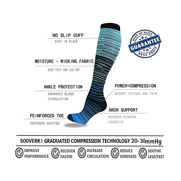 Woman Compression Sock