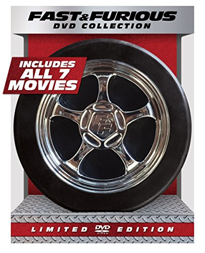 (Fast & Furious 1-7 Collection - Limited)