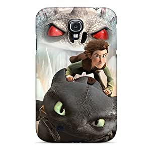 Samsung Galaxy S4 BNU1853kiLw Custom Nice How To Train Your Dragon 2 Image High Quality Cell-phone Hard Cover -JohnPrimeauMaurice