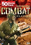 Combat Classics - 50 Movie Pack: The Big Lift - British Intelligence - Go for Broke! - Gung Ho! - One of Our Aircraft is Missing - Three Came Home + 44 more!