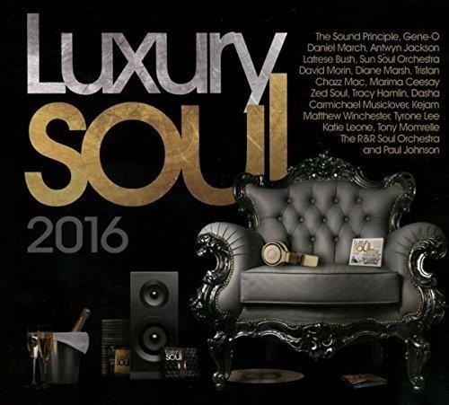 Price comparison product image Luxury Soul 2016 / Various