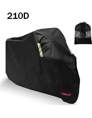 096fbf23347 Funda para Moto, AngLink 210D Oxford 265 x 125 x 105 cm Funda Protector  Cubierta