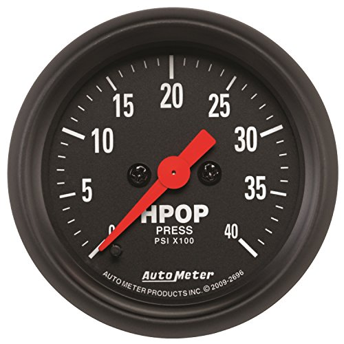 Auto Engine Gauges : Autopartsway canada engine oil pressure gauge in