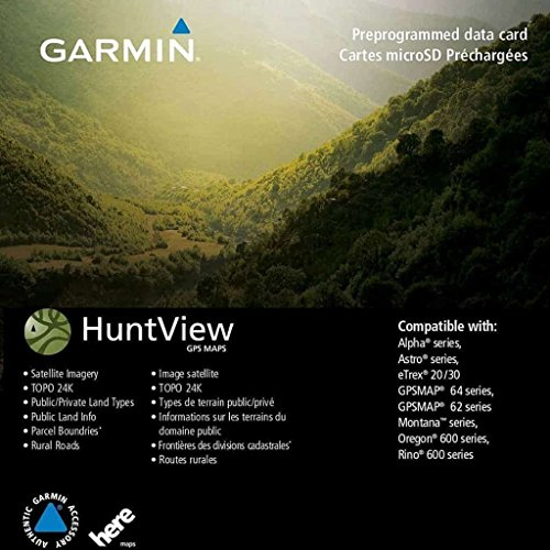 Garmin 010-12608-00 Huntview Map Card - Illinois by Garmin