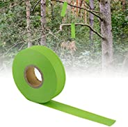 PVC Removable Outdoor Marker Ribbon Caution Tape Waterproof Marking Boundaries for Camping Hiking Hazardous Ar