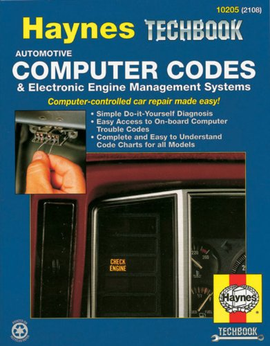 The Haynes computer codes & electronic engine management (Computer Manual)