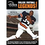College Football Legends of Pro Football, Volume 1