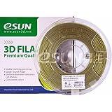 eSUN Bronze filament 1.75mm 0.5kg(1.1lb) Spool for Makerbot, Reprap, UP, Afinia, Flash Forge and all FDM 3D Printers