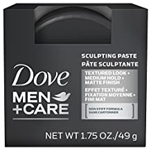Dove Men+Care Sculpting Paste, 49g