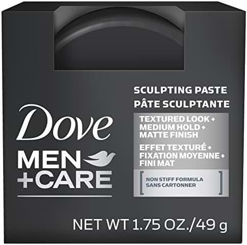 Dove Men+Care Hair Styling, Sculpting Paste 1.75 oz