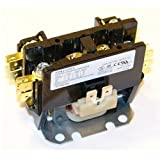 Intertherm Single Pole / 1 Pole 30 Amp Replacement Condenser Contactor 3100A15Q152L