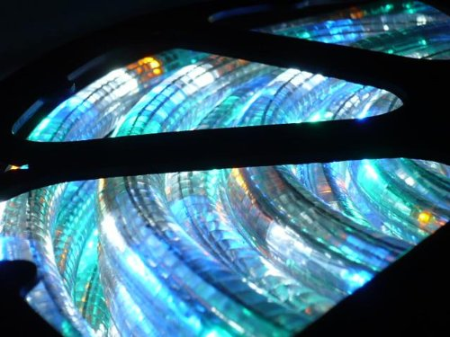 100 Ft Solar Rope Lights - 2